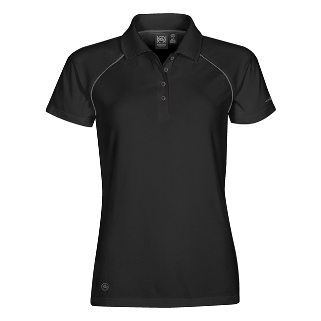 W piranha performance polo canada workwearcanada workwear for Custom polo shirts canada